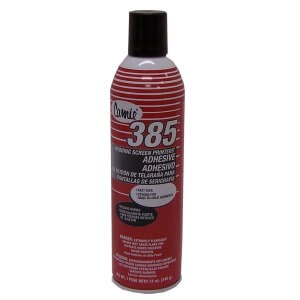 Camie 385 Web Adhesive - 14oz Can