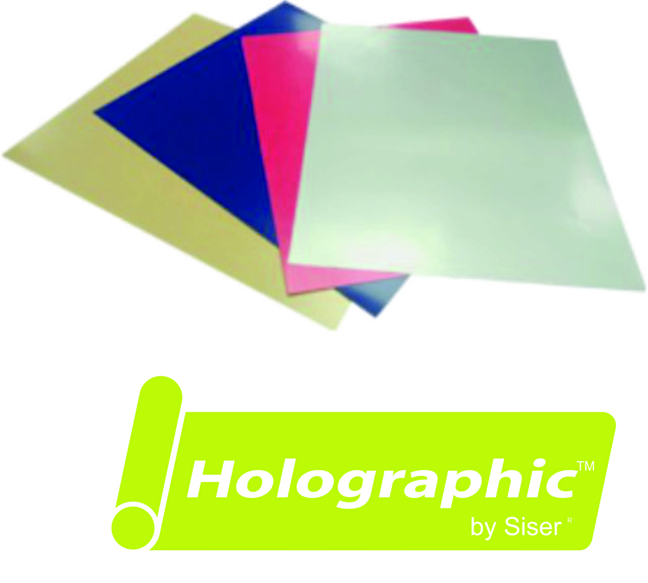 Siser Holographic By the Sheet