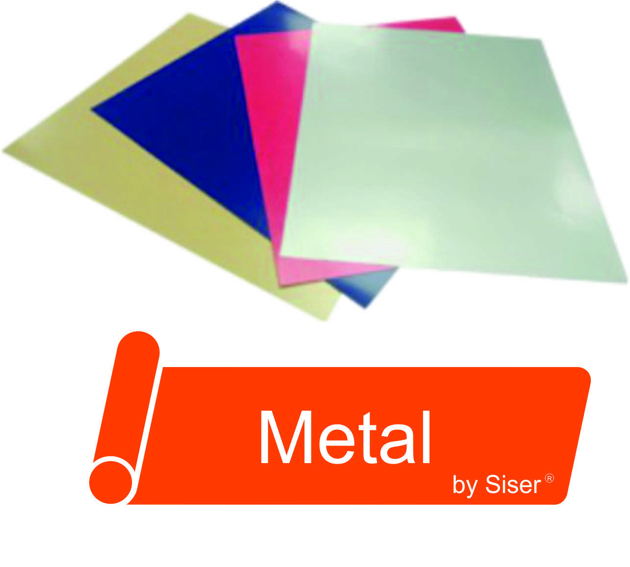 Siser Metal By the Sheet
