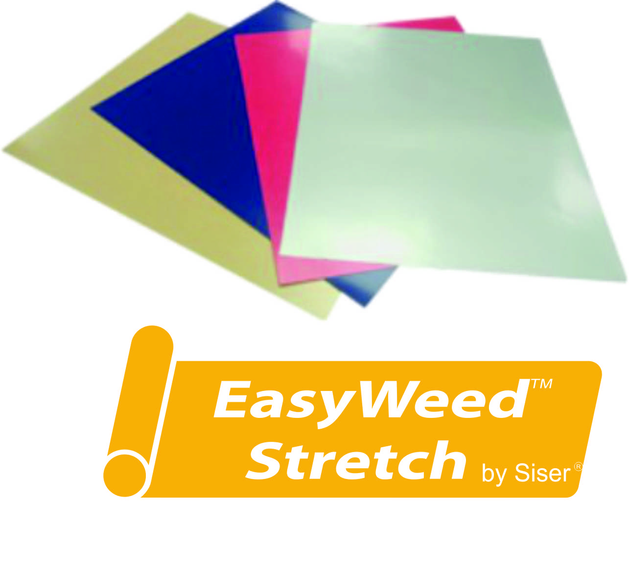 Siser Easyweed Stretch By the Sheet