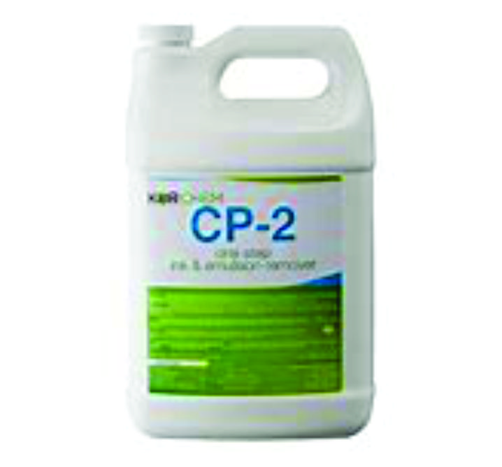 Kor-Chem CP-2 One Step Ink & Emulsion Remover-Gal - CRE1449-GL