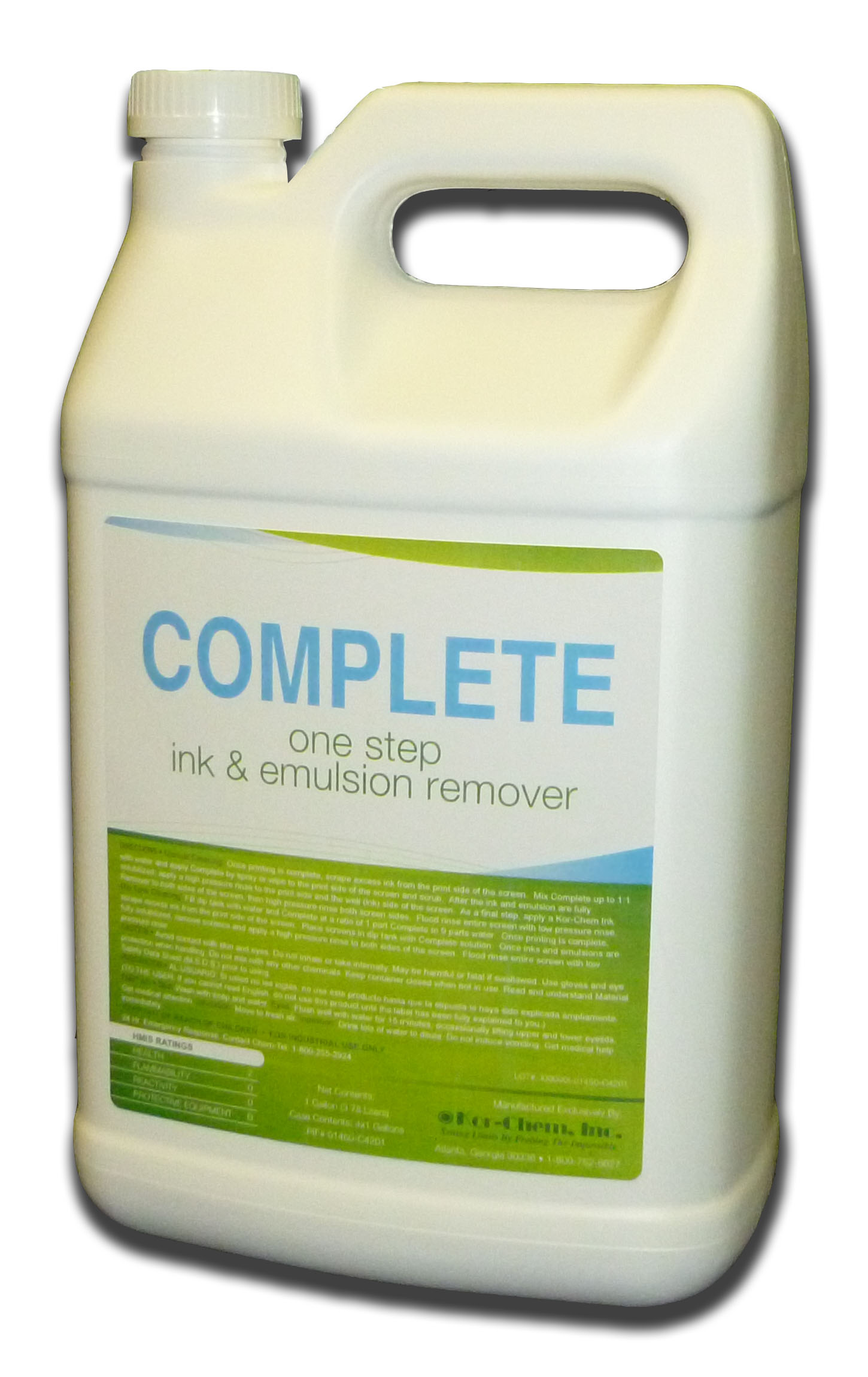 Kor-Chem Complete One Step Ink & Emulsion Remover-GAL - CRE1450-GL