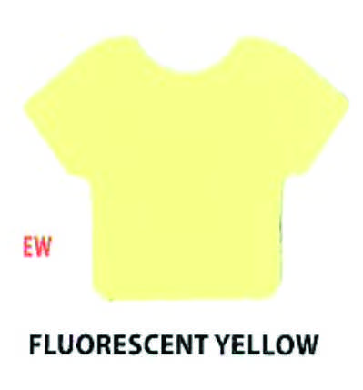 "Siser HTV Vinyl FLS Yellow Easy Weed 15"" wide"