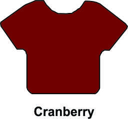 "Siser Easy Weed Cranberry 12""x14"" Sheet - VWE-48-12X15SHT"