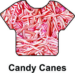 "Siser SEASONAL Easy Pattern Candy Canes 12"" - VEP12CANDYCANES"